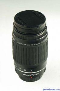 SMC Pentax-FA J 75-300mm F4.5-5.8 AL