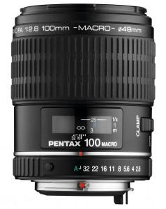 SMC Pentax-D FA 100mm F2.8 Macro