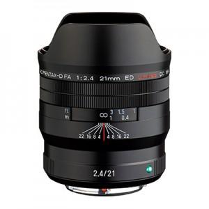 HD Pentax-D FA 21mm F2.4 ED Limited DC WR