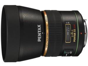SMC Pentax-DA* 55mm F1.4 SDM
