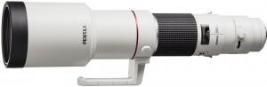 HD Pentax-DA 560mm F5.6 ED AW