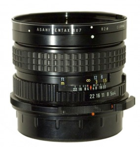 SMC Pentax 67 / SMC Pentax-6x7 45mm F4