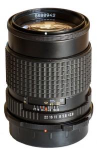 SMC Pentax 67 / SMC Pentax-6x7 165mm F2.8