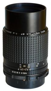 SMC Pentax 67 200mm F4