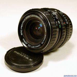 SMC Pentax 28-50mm F3.5-4.5