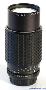 SMC Pentax 45-125mm F4