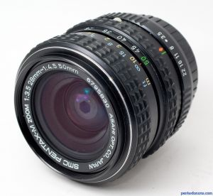 SMC Pentax-M 28-50mm F3.5-4.5