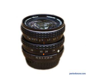 SMC Pentax-M 24-35mm F3.5