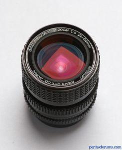SMC Pentax-M 24-50mm F4