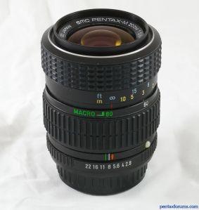 SMC Pentax-M 40-80mm F2.8-4