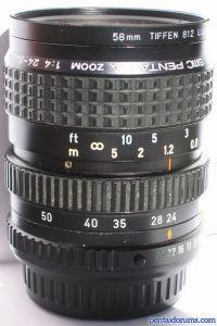 SMC Pentax-A 24-50mm F4