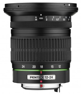 Pentax 12-24mm Back In Stock!