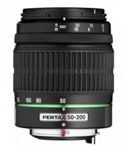 SMC Pentax-DA 50-200mm F4-5.6 ED