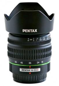 SMC Pentax-DA 18-55mm F3.5-5.6 AL II