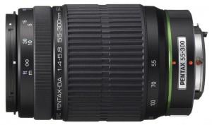 Pentax-DA 55-300mm