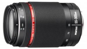 HD DA 55-300mm F4-5.8 WR