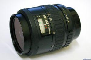 SMC Pentax-FA 28-70mm F4 AL