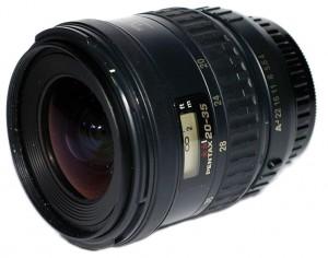 SMC Pentax-FA 20-35mm F4 AL