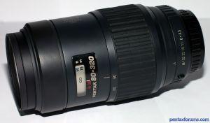 SMC Pentax-FA 80-320mm F4.5-5.6