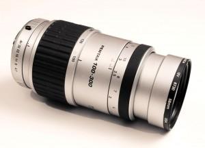 SMC Pentax-FA 100-300mm F4.7-5.8