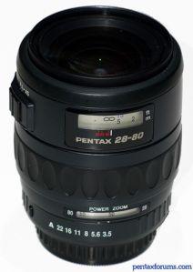 SMC Pentax-FA 28-80mm F3.5-4.7