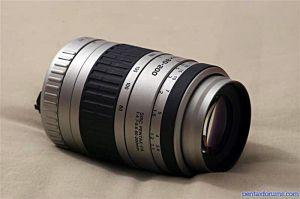 SMC Pentax-FA 80-200mm F4.7-5.6