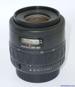 SMC Pentax-F 35-80mm F4-5.6