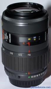 SMC Pentax-F 70-210mm F4-5.6