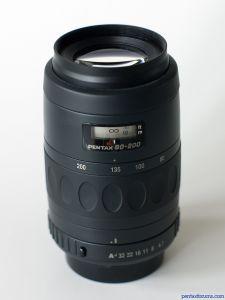 SMC Pentax-F 80-200mm F4.7-5.6