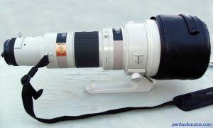 SMC Pentax-F* 250-600mm F5.6 ED [IF]