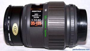 SMC Pentax-F 35-135mm F3.5-4.5