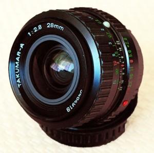 Takumar-A 28mm F2.8
