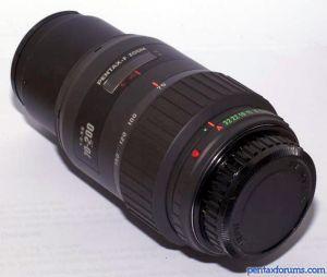 Pentax-F 70-200mm F4-5.6