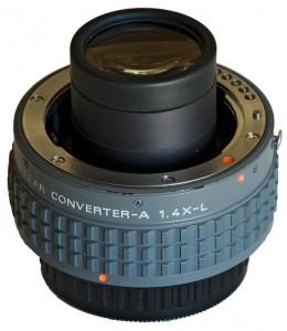 Rear Converter-A 1.4x-L
