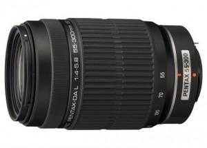 Pentax DA L 55-300mm