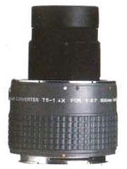 6x7 Rear Converter T5-1.4X