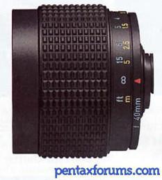 PENTAX-110 20-40mm F2.8