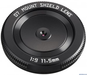 Pentax Q 07 Mount Shield Lens Announced