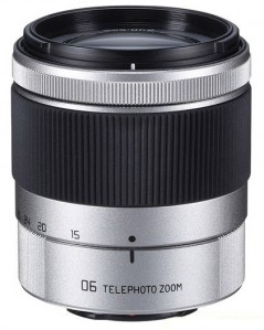 Pentax Q 06 Telephoto Zoom Lens Now Shipping