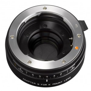 Pentax Adapter Q for K-Mount Lens