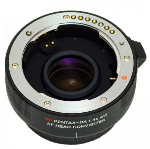 HD Pentax-DA 1.4x AW AF Rear Converter