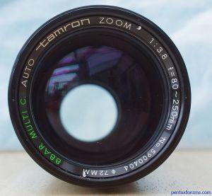 Tamron Adaptall 1 80-250mm F3.8 (Z250)