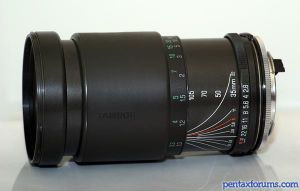 Tamron Adaptall-2 SP 35-105mm f/2.8 (65A)