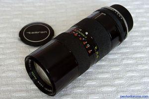 Tamron Adaptall ( Chinon, Alpa ) 85-210mm f4.5 (Z-210, CZ/QZ-210M)