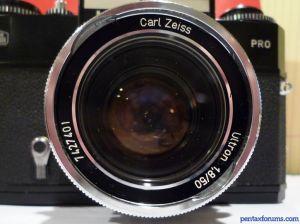 Carl Zeiss 50mm F1.8 Ultron