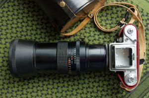 Carl Zeiss Jena Sonnar 300mm f/4