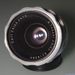 Carl Zeiss Jena - Tessar 50mm f/2.8  (Preset)