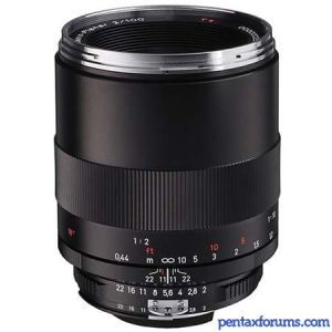 Carl Zeiss 100mm F2 ZK Makro-Planar T*