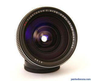 Carl Zeiss 20mm F2.8 Flektogon MC