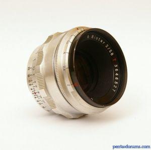 Carl Zeiss 58mm F2  Biotar T